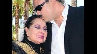 Hospitalizan de emergencia a Flor Silvestre, mamá de PepeAguilar
