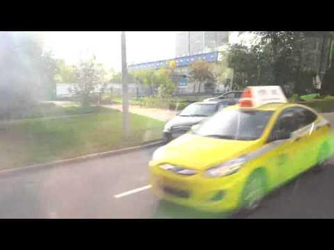 Москва, автобус 697