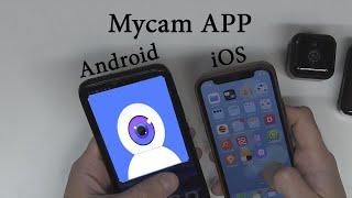 Настройка приложения Mycam - скрытые мини камеры screenshot 4