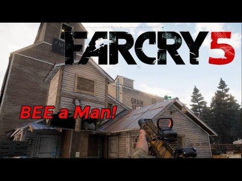Far Cry 5 - Grain Elevator Prepper Stash: How To Get It