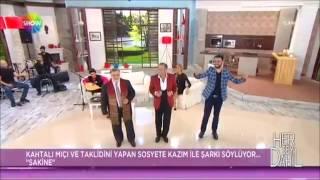 Show Tv - Kahtalı Mıçı & Sosyete Kazım Düet   Herşey Dahil Programı Resimi
