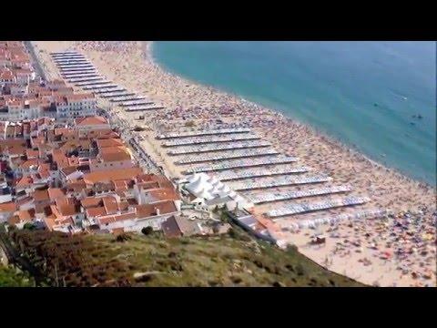 Praia da Nazare, Portugal