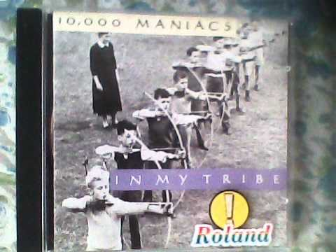 10,000 MANIACS CHERRY TREE{1987}