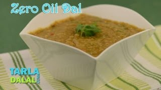 Masala Masoor Dal | Zero Oil Recipe | By Tarla Dalal