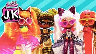 L.O.L. Surprise Dolls   J.K.