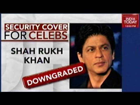Security Reduced For 40 Bollywood Celebrities