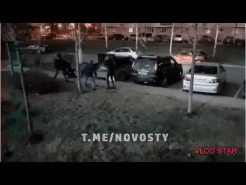 Трое на одного. ММА Дмитрий Кузнецов пострадал от гопников в Москва...