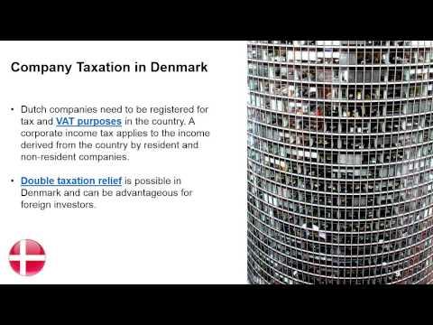 Register Company in Denmark