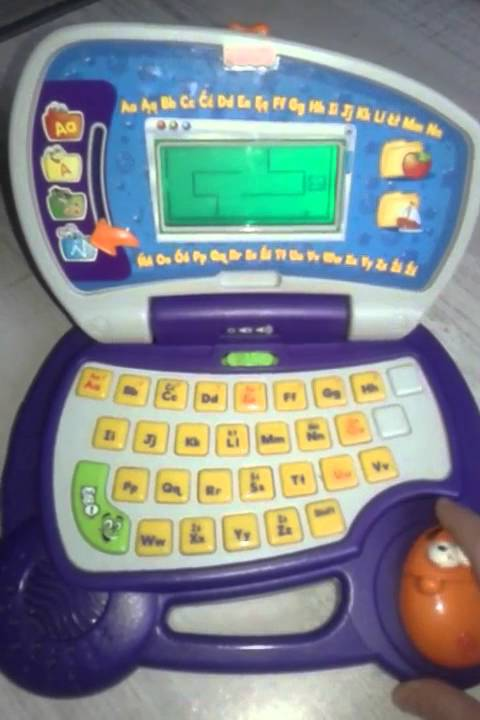 WORLDS BEST VTECH TOY LAPTOP LEARN LETTERS PHONICS …
