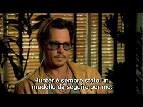 Intervista Italia  a Johnny Deep The Rum Diary Cronache di una Passione