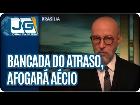 Josias de Souza / Bancada do atraso afagará Aécio