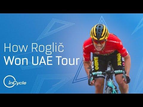 How Roglič Won The 2019 UAE Tour | inCycle