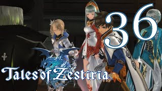 Tales of Zestiria [Since My Baby Left Me] - PART 36 - PC Playthrough (Blind) 60fps interpolated