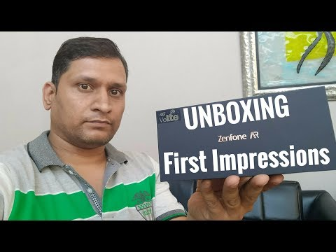Asus Zenfone AR Unboxing & First Impressions | Future of Smartphones