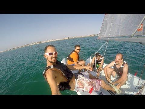 Sailing on the Red Sea was dope - feat. Eric Zapparoli, Sales Filho & Captain Bob Velho