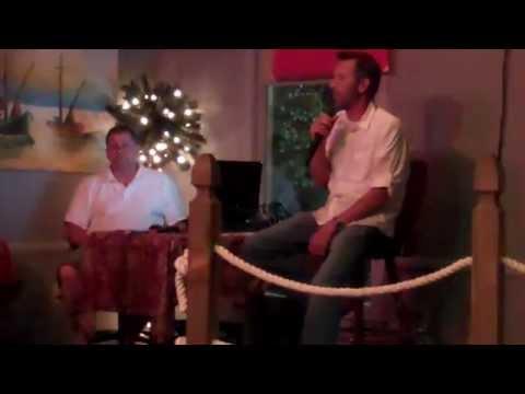 Jimmy Joe Patton karaoke at Churchill's Pub.
