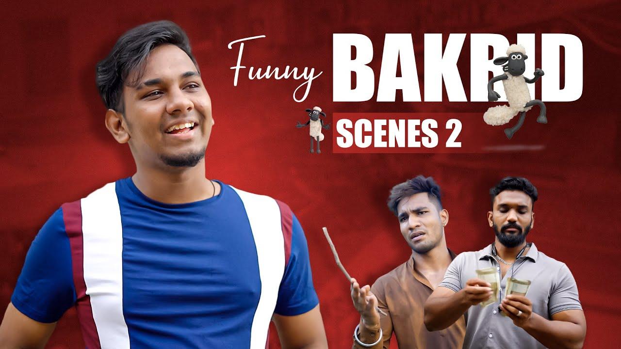 Funny Bakrid Scenes Part - 2 | Warangal Diaries