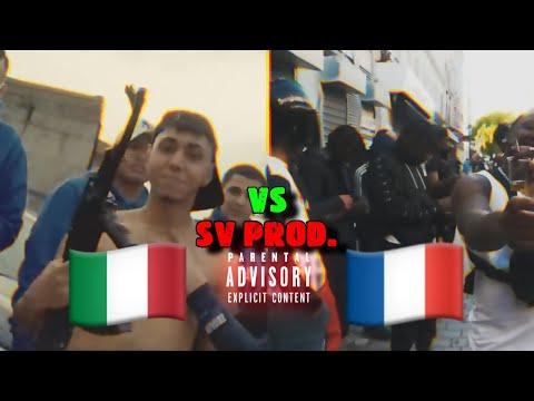 Italian Drill Rap 🇮🇹 vs French Drill Rap 🇫🇷 (Part 3)