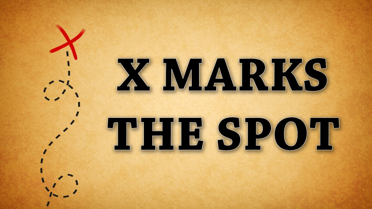 X Marks the Spot | Euro Palace Casino Blog