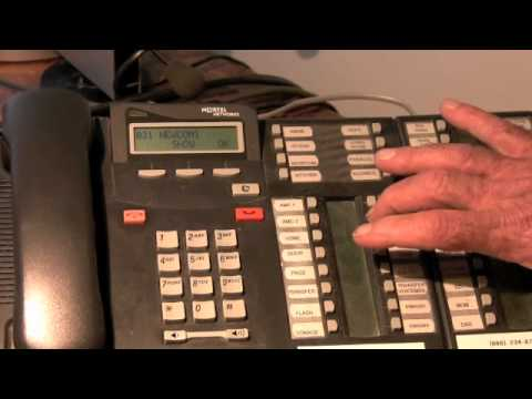 Nortel Norstar Button Inquiry - Phone System Programming Los Angeles