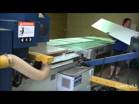 How Flat Pack Cabinets are Manufactured in Australia.