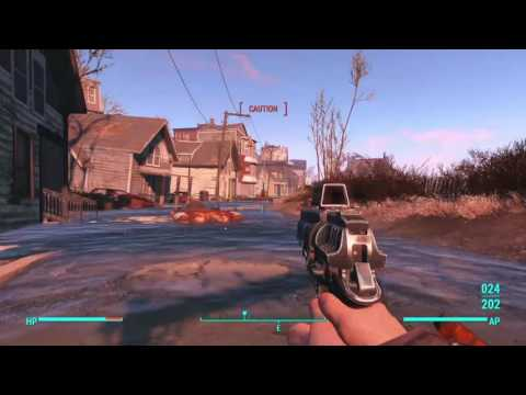 Fallout 4 Gameplay PS4 (Part-6) Very Hard