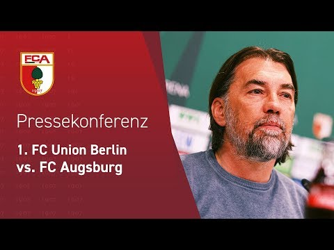 19/20 // Pressekonferenz vor #FCUFCA // Martin Schmidt