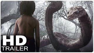 The Jungle Book Trailer 2016 Disney