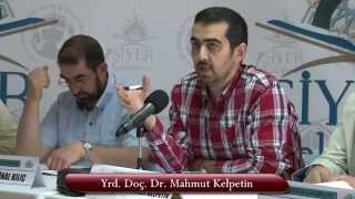 058. 1. Siyer Çalıştayı 2. Oturum İmam Hatip ve Anadolu İmam Hatip Liselerinde Siyer Müfredatı