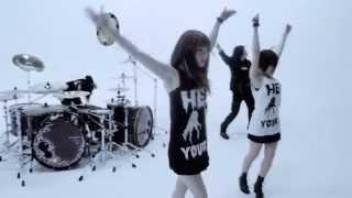 FRUITPOCHETTE『蒼天-Paradox-』MV 2015年2月25日発売1stフルアルバム『...