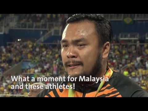 Rio 2016 Paralympic Games Day 3 Highlights
