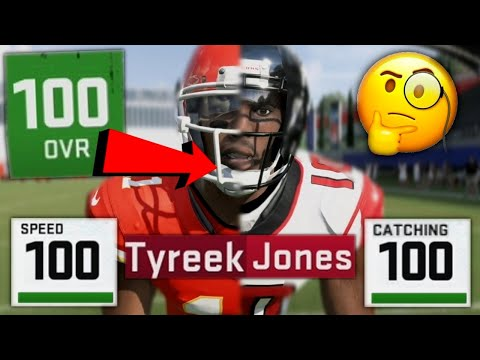 if julio jones & tyreek hill MORPHED into ONE Player...