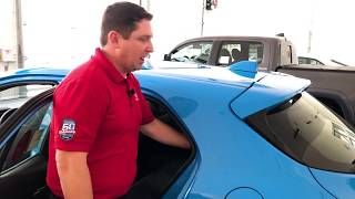 The all-new 2019 Toyota Corolla Hatchback Walk-around and Entune 3.0 Review   Toyota of Irving