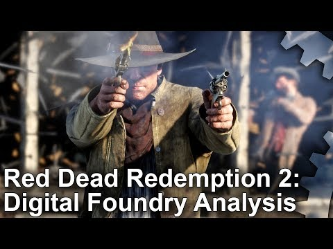 [4K] Red Dead Redemption 2: The Digital Foundry Tech Analysis!
