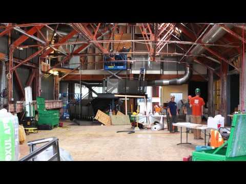 Filson Flagship Store: Demolition Phase
