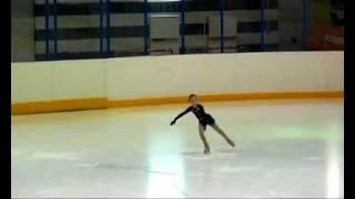 Краснова Анастасия, 3-й юн. фигурное катание 7-лет