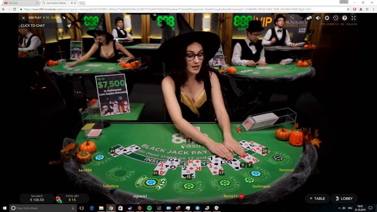 Real Online Blackjack