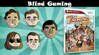 Blind Gaming: Party Pig Farmyard Games