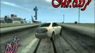 هجوله على بعض السيارات في GTA IV - YouTube.flv