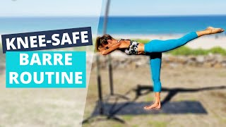 Full Body Barre Workout That's Safe For Knees
