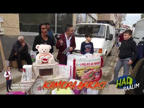 Sedat'la Adım Adım Güneydoğu-Gülnaz & Sedat CİBA