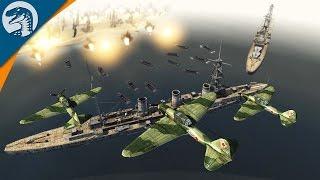 MARINE BEACH LANDING UNDER INTENSE FIRE | Red Tide Mod | Men of War: Assault Squad 2 Gameplay