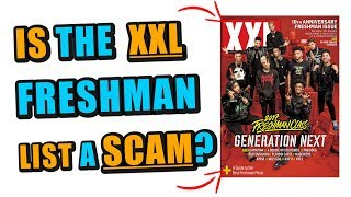 Uh Oh... XXL Freshman List Voting Is A TOTAL SCAM