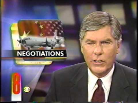 April 19, 2001, Gary Waddell, KLAS-TV Ch. 8 Eyewitness News, Las Vegas