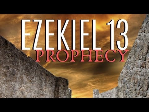 Ezekiel's Prophecy: End Times (2018-2019) True or False Shepherds