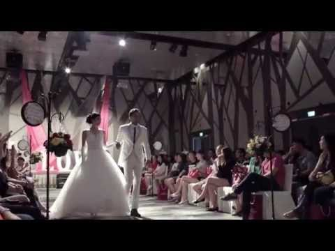 Wedding Gowns Singapore Fashion Show by Beautiful Love Wedding