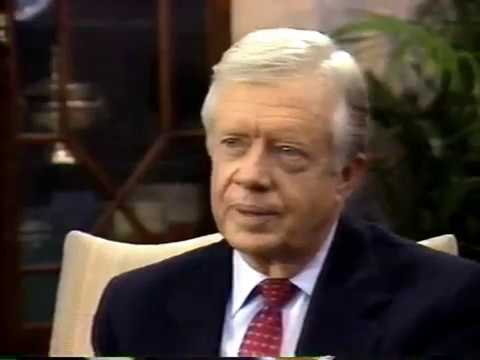 President Jimmy Carter is Interviewed on the U.S. Constitution