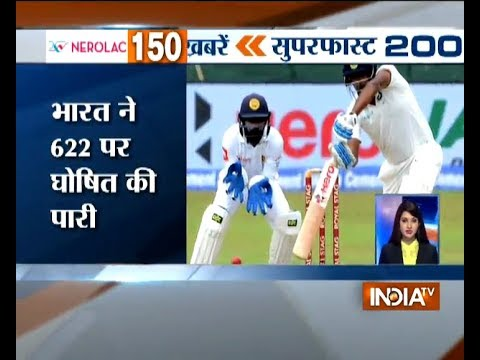 Top Sports News   4th August, 2017   05:00 PM - India TV