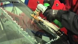 Vyřezávání čelních skel SEDA Windscreencutter