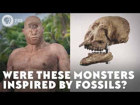 Were These Monsters Inspired by Fossils? (w/ Monstrum!)